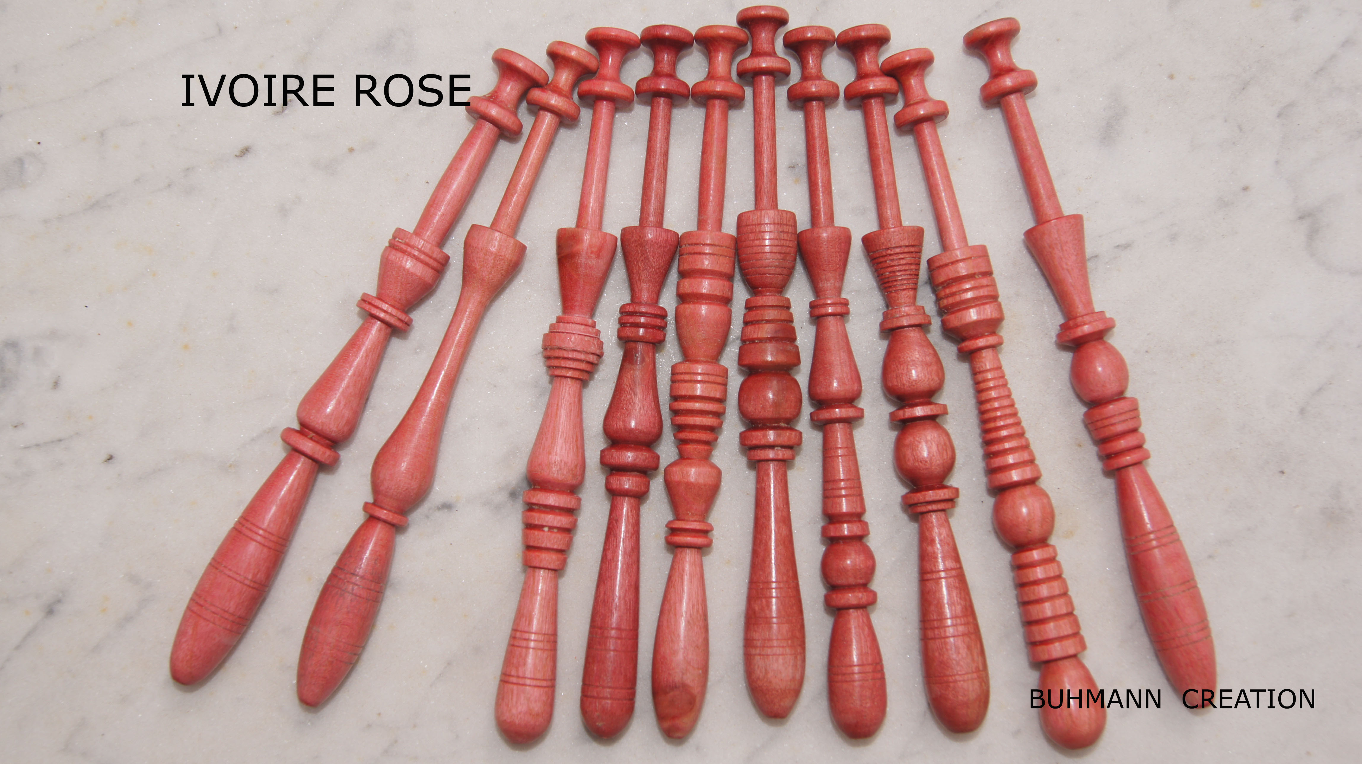 Ivoire rose